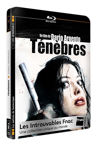 Tenebres [FRENCH] [1CD] [BRRip] [US]