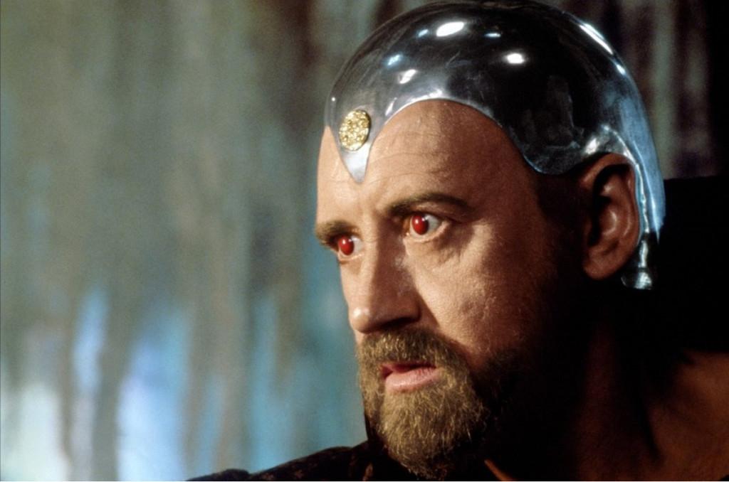 Nicol Williamson, Merlin dans Excalibur de John Boorman