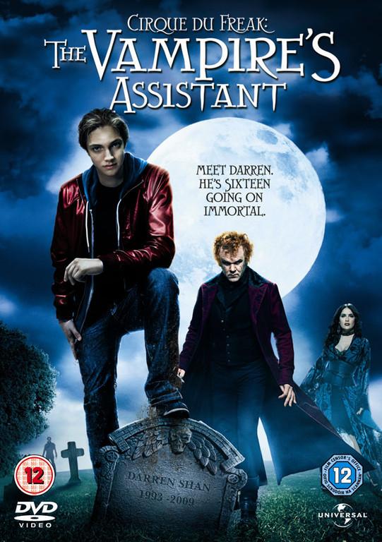 L'Assistant du Vampire affiche