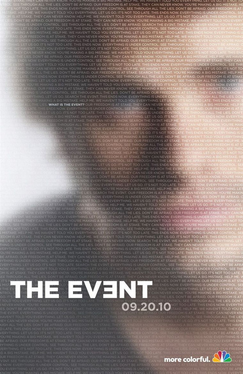 The Event Saison 01 [E02/??] [HDTV/xvid -  VOSTFR ][HF]