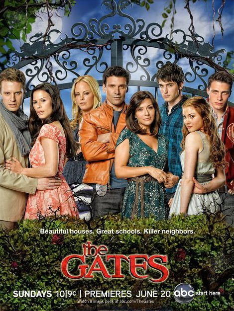 The Gates Saison 01 [E12/13)] [HDTV/xvid - VOSTFR ][FS]