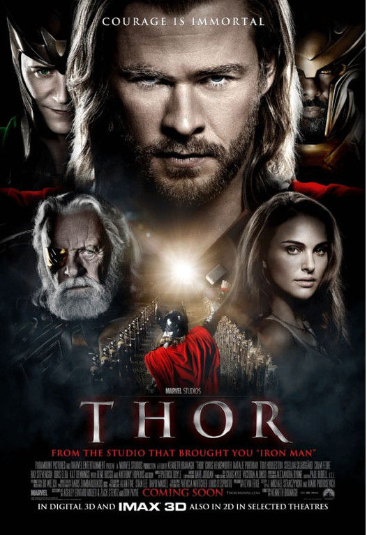 Thor [Marvel - 2011] - Page 2 Affiche-thor-10424111marlw