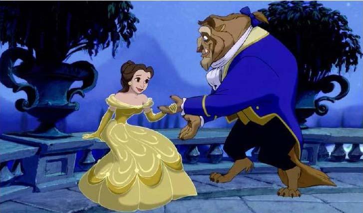 Les princesses belle page 2 magic disney for Portent magic
