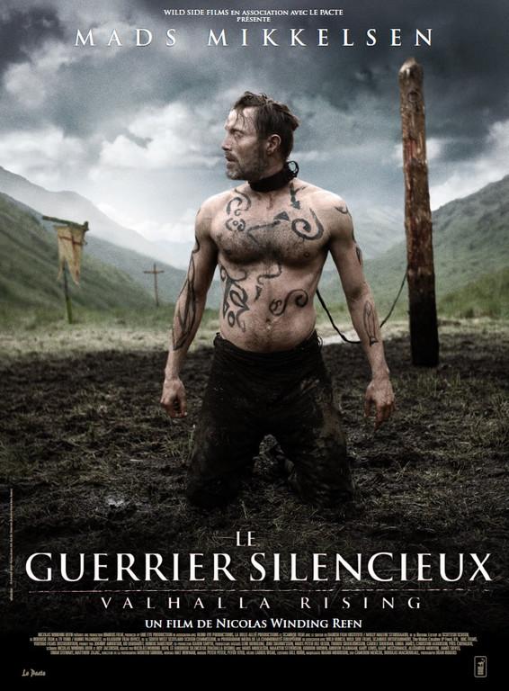 Affiche du film Le Guerrier silencieux (Valhalla Rising)