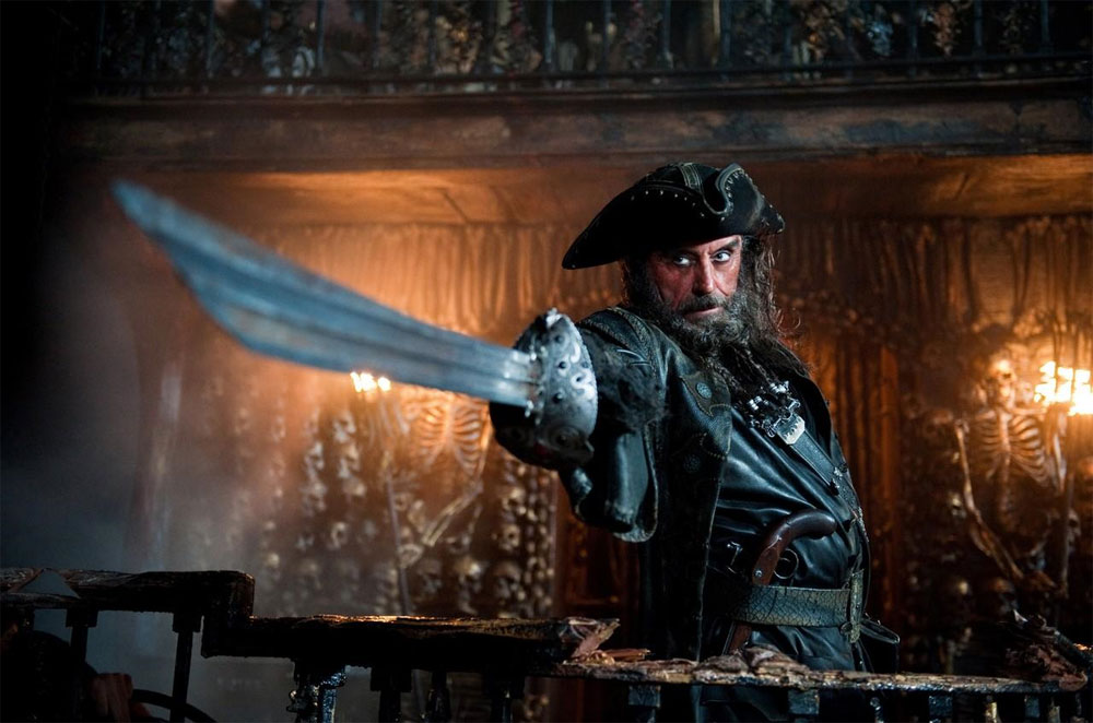 Pirates des Caraïbes : La Fontaine de Jouvence de Rob Marshall