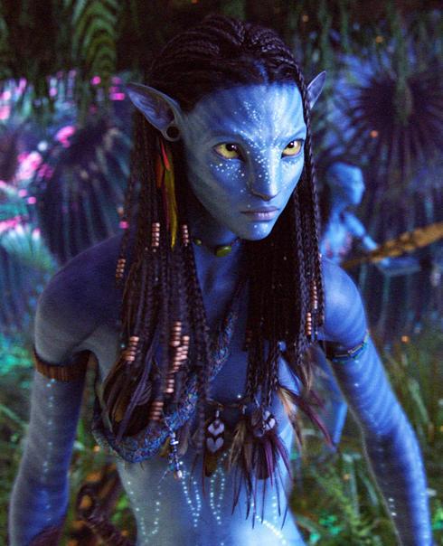 Avatar - Zoe Zaldana
