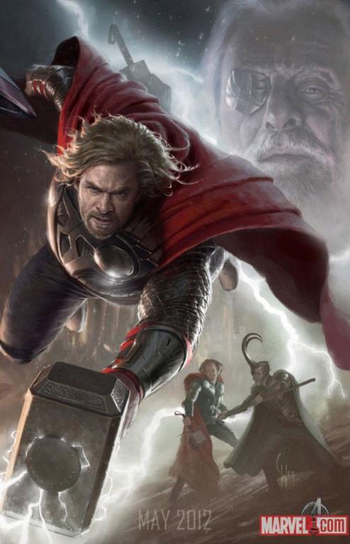 The Avengers - Joss Whedon - Page 2 The-avengers-de-joss-whedon-poster-thor-chris-hemsworth-10502374jatsn