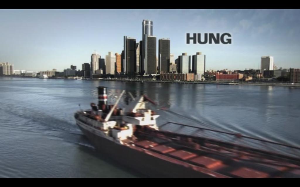 Hung générique 01