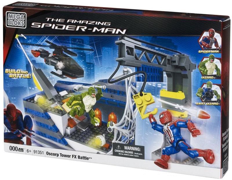 Des images du l zard de the amazing spider man le blog - Jeux lego spiderman gratuit ...