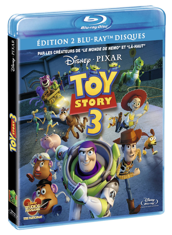Toy Story 3 FRENCH [Bluray 720p] [FS]