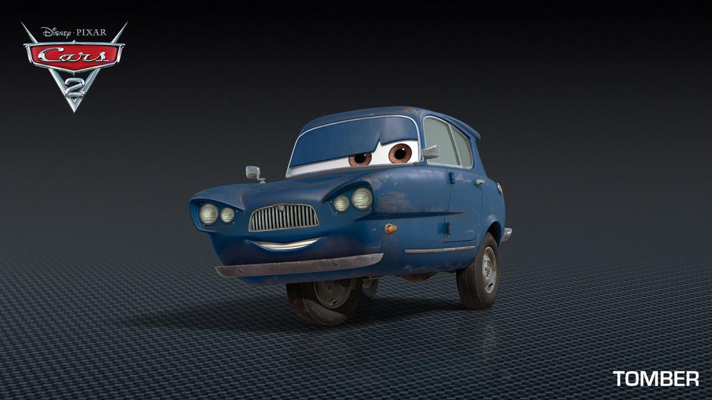 Cars 2 : une bande annonce, une image de la seconde voiture française Cars-2-tomber-10417635mhoez