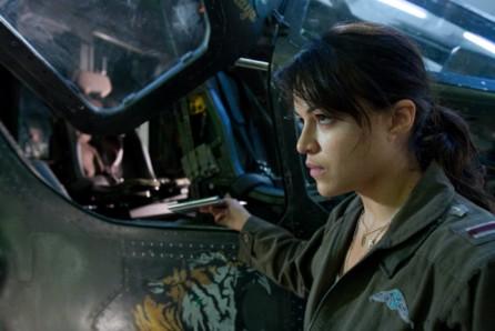Michelle Rodriguez Trudi Chacon Avatar