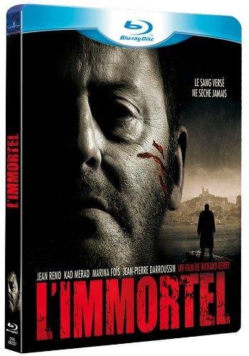Les DVD et Blu Ray que vous venez d'acheter, que vous avez entre les mains - Page 2 Br-l-immortel-10280905rdxhi