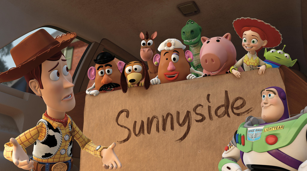 Toy Story 3 - Lee Unkrich - 2010 dans Lee Unkrich