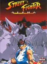 Street fighter alpha - Le film