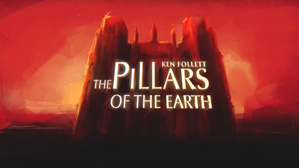 Les Piliers de la Terre 05 - carton titre